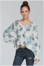 FRONT TUCK BLOUSE
