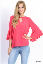 FRENCH CLUB BLOUSE