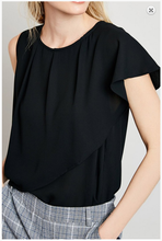 HEPBURN PICK-A-SIDE BLOUSE