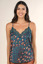 Tas-Tas-Tas Leopard Print Cami Tank Top - Moxie a sass + class boutique | Wichita, KS