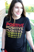 """Positive"" Graphic Tee - Moxie a sass + class boutique Wichita Boutique"