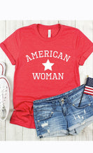 American Woman Graphic T-Shirt