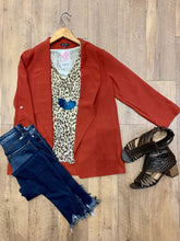 """Zoe"" Flyaway Jacket - Moxie a sass + class boutique 