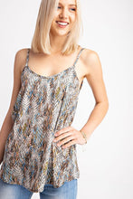 Greyson Colorful Animal Print Tank Top - Moxie a sass + class boutique | Wichita, KS