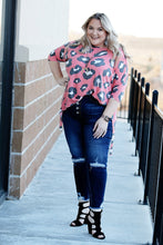 """Summah"" Leopard Print Off the Shoulder Top - Moxie a sass + class boutique 
