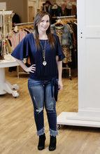"""The Fringe"" Skinny Jeans - Moxie a sass + class boutique 