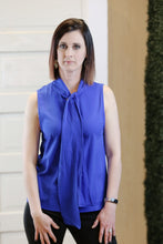 Sasser Tie Front Top - Moxie a sass + class boutique | Wichita, KS