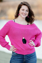 """Forever Me"" Off the Shoulder Sweater - Moxie a sass + class boutique 