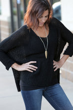 Midway Loose Fit Sweater - One Size