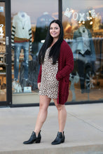 Genesee Animal Print Dress