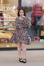 Joiner Animal Print Dress