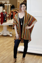 """Desert"" Stripe Kimono - Moxie a sass + class boutique Wichita Boutique"
