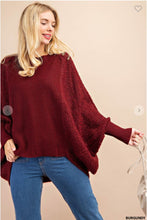 Prize High-Low High Neck Sweater