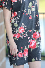 Bay Floral T-Shirt Dress