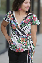 Proper Surplice Top - Moxie a sass + class boutique | Wichita, KS