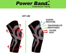 GENOUILLÈRE POWER BAND TAPING® Art,488 ORIONE®