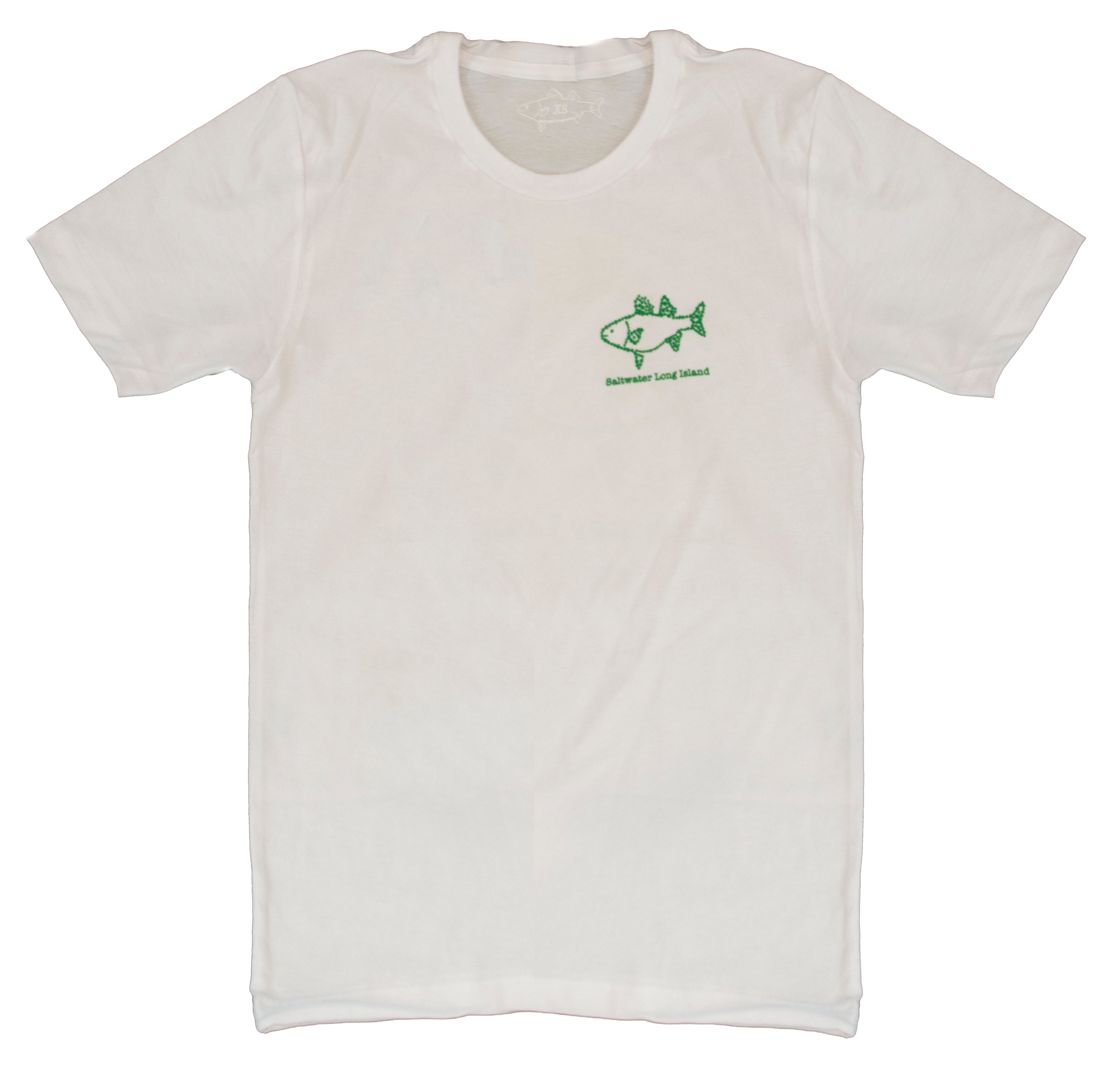 Clover Fish Shorty Tee
