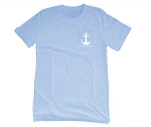 Anchor Shorty Tee