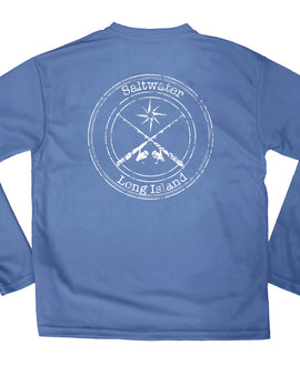 Fishing Poles Long Sleeve Tee