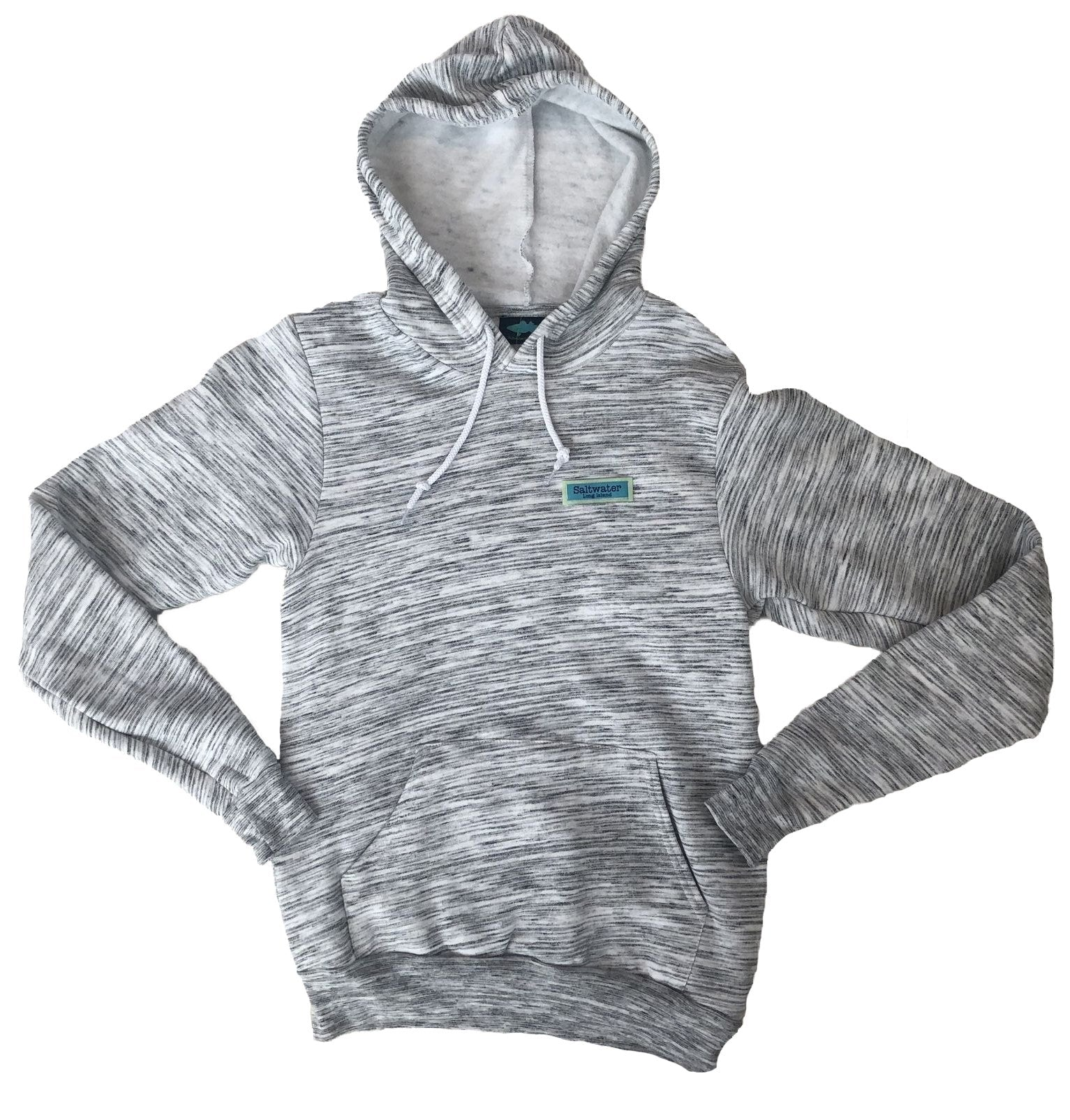 Beach Grey Anchor Hoodie