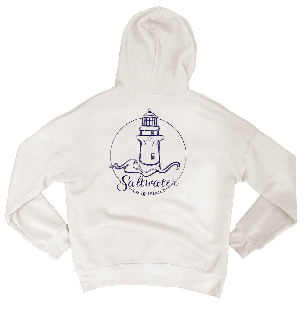 Light House Hoodie Fleece Pullover