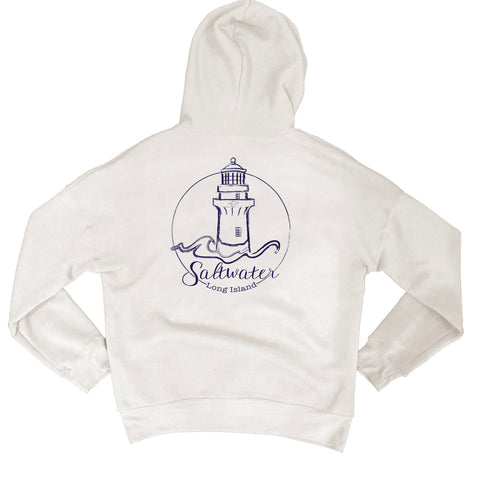 Lighthouse Hoodie Fleece Pullover