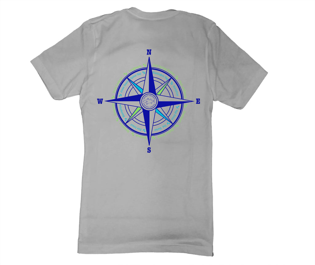 Compass Rose Short Sleeve Tee