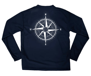 Compass Rose 2.0 Long Sleeve Tee