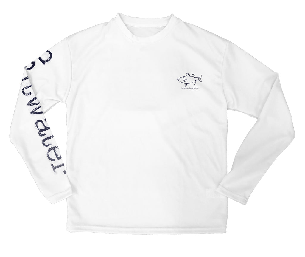 Vintage Fish Long Sleeve Tee