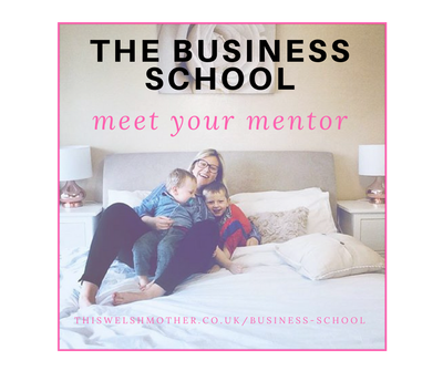 I am going to be a Business Mentor! How Exciting!