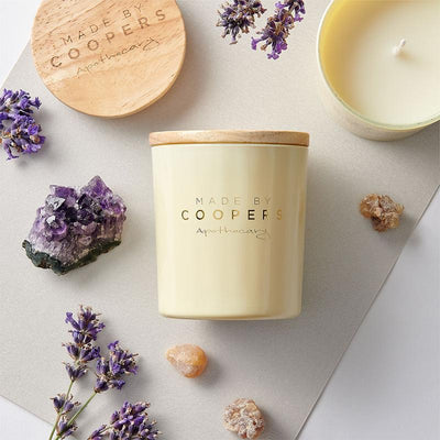 SLEEPY HEAD AROMATHERAPY SOY CANDLE