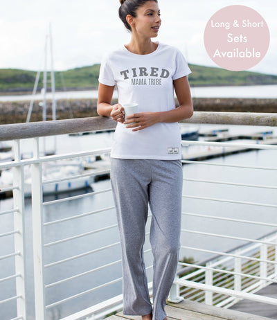 Tired Mama Tribe Pyjama Lounge Set