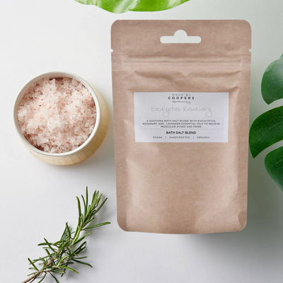 Eucalyptus Rosemary Bath Salts Blend