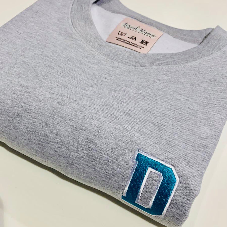 Unisex Personalised Initial Jumpers | Family