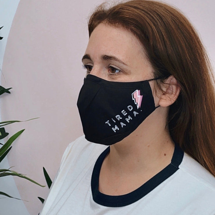 Washable Fabric Facemask