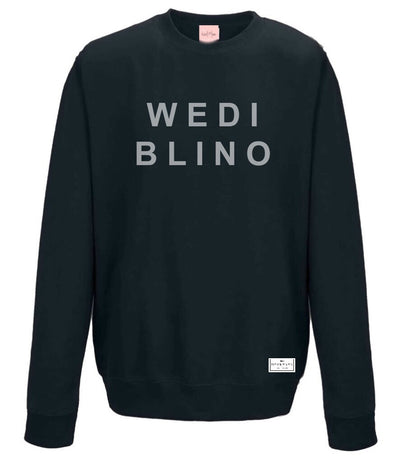 Men's Navy and Grey WEDI BLINO Design