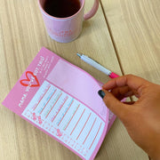 A5 List Desk Pad for Mamas