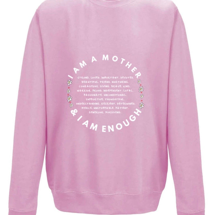 I AM ENOUGH Jumper