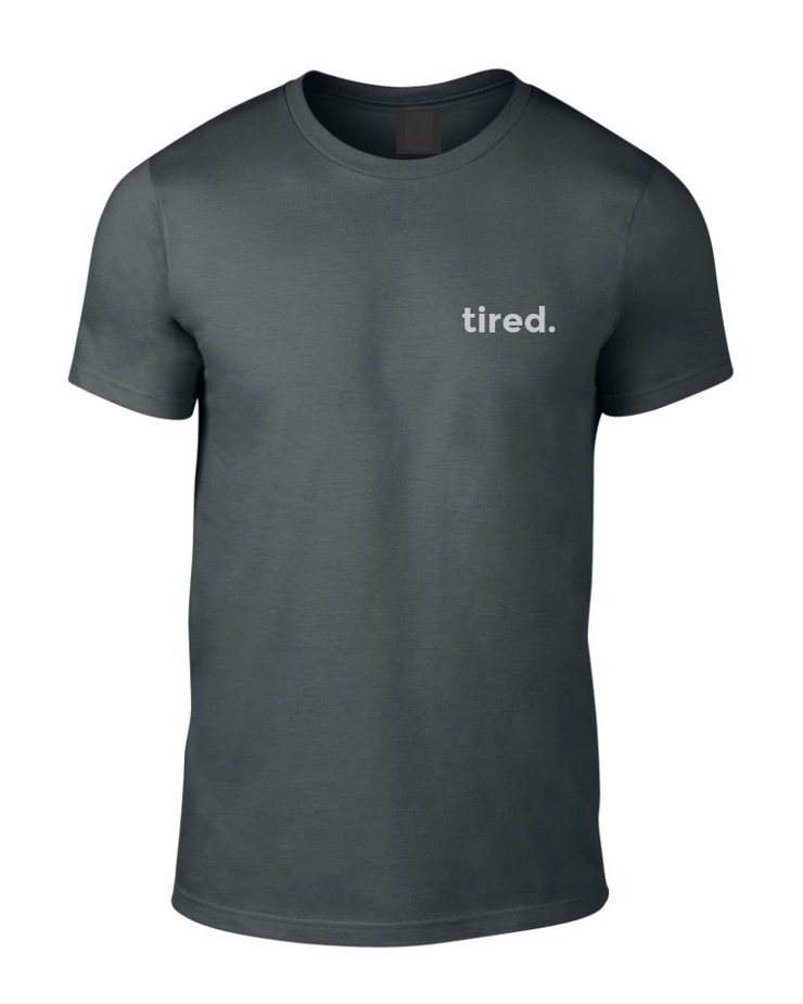 Men's tired. DESIGN | Charcoal