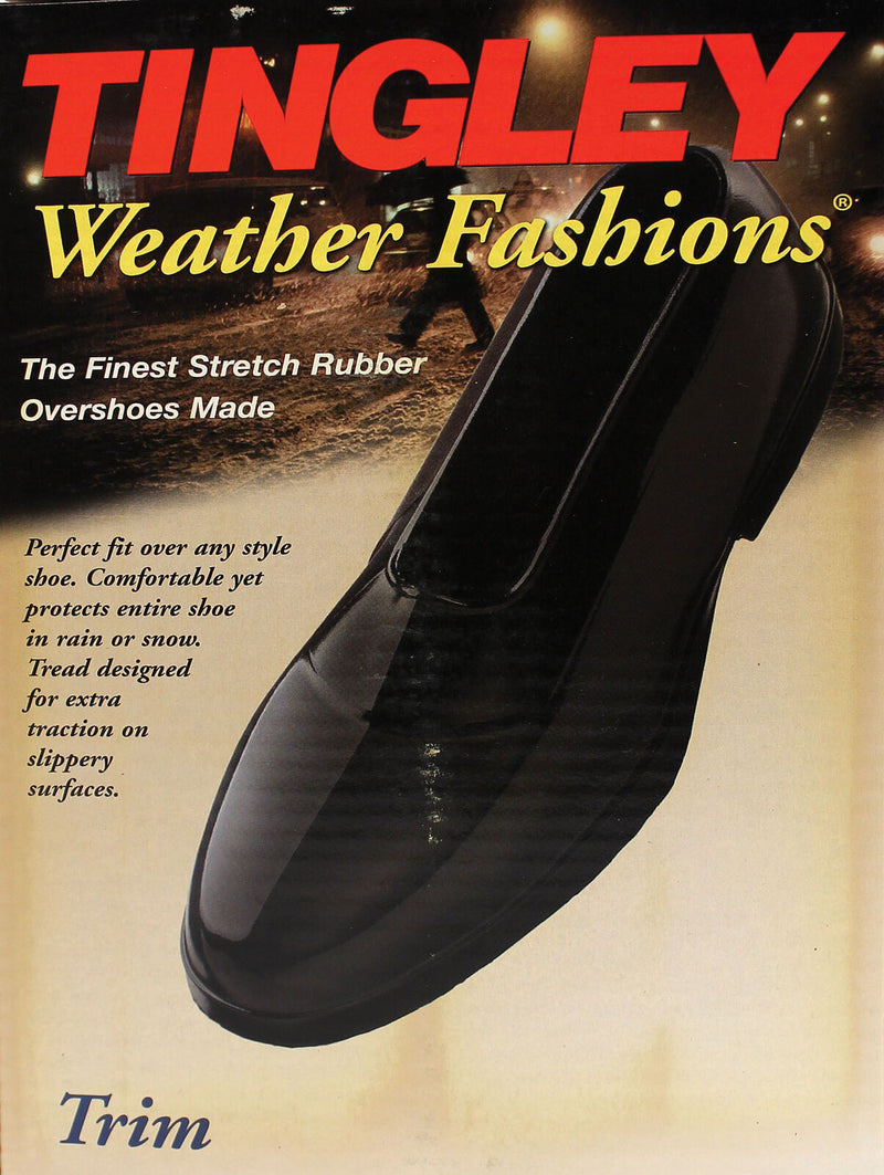 CLSHOG03 Tingley Commuter Rubber Overshoes