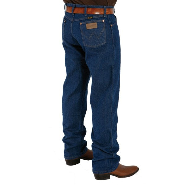 CL13MWZPW--28-32 Wrangler Mens Jeans Original Fit