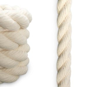 "HG7737 Rope Cotton Hank 1/2"" 50'"