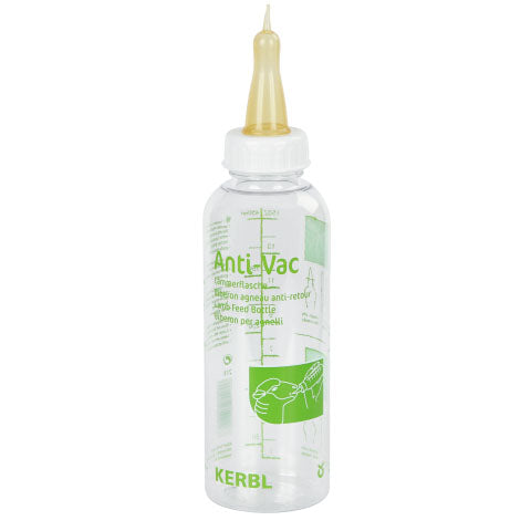 AC376-646 Lamb Bottle Anti-Vac w/nip. 500ml