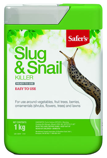 HG4218897 Slug/Snail Killer Safer's