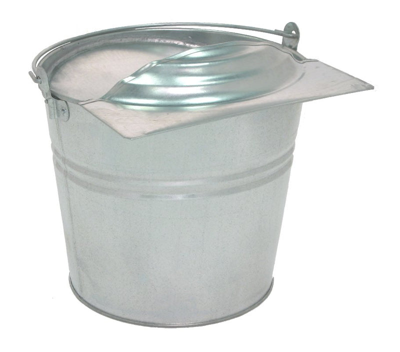 AC115-062 Waterer 1gal Tip Over Pail