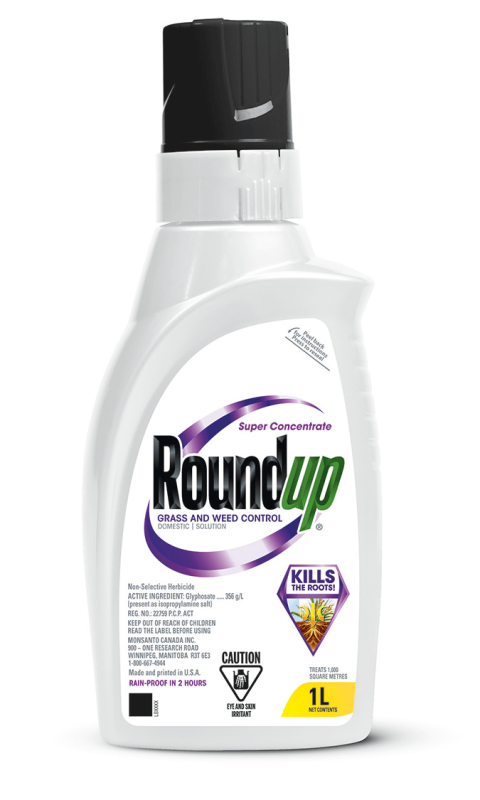HG132407 Round Up SUPER Concentrate 1L