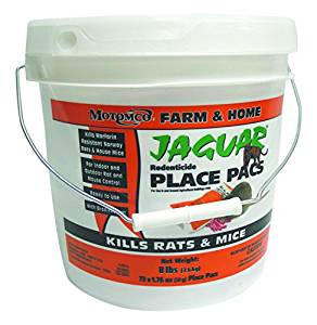 HG065-702 Jaguar Mouse Poison 80x25g