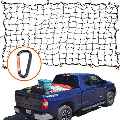 HG159 Cargo Net-Load Securing/Truck 6 '
