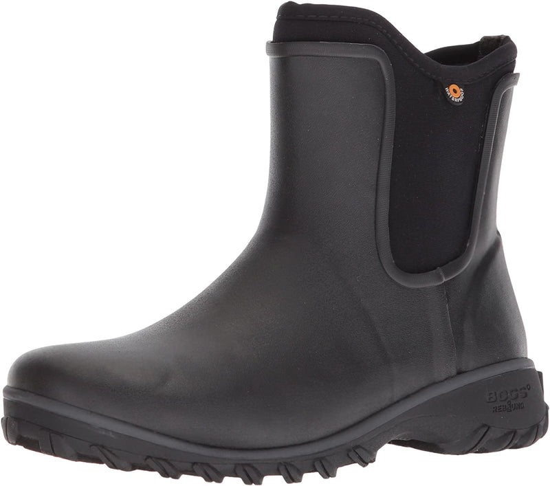"CL72203-8-Black Boots Bogs ""Sauvie"" Slip On"