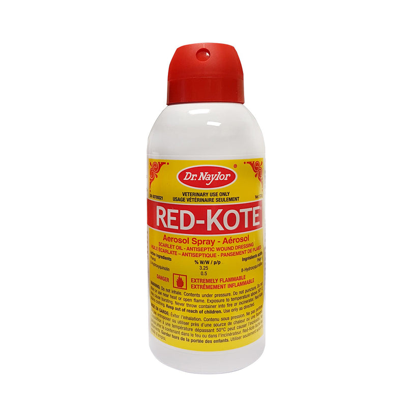 AC873-002 Red Kote Cut / Wound Spray